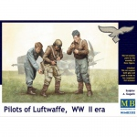 Pilots of Luftwaffe (WWII) - Master Box 1/32