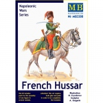 French Hussar (Napoleonic Wars) - Master Box 1/32