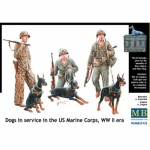 Dogs in Service in the US Marine Corps (WWII) - Master...