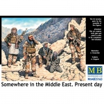 Somewhere in the Middle East. Present Day - Master Box 1/35