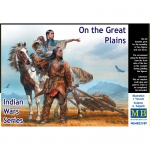 On the Great Plains (Indian Wars Series) - Master Box 1/35