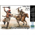 Tomahawk Charge (Indian Wars Series, Kit No.2) - Master...