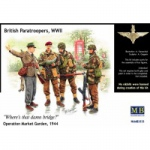 British Paratroopers WWII (1) - Master Box 1/35