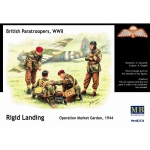 British Paratroopers WWII (2) - Master Box 1/35