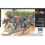 Battle of Chancellorsville 1863 Attack! (US Civil War) -...
