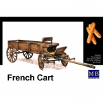 French Cart - Master Box 1/35