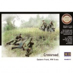 Crossroad (Eastern Front WWII) - Master Box 1/35
