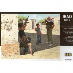 Iraq Kit 2 (Insurgence) - Master Box 1/35