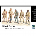 Allied Forces (North Africa Desert Battle WWII) - Master...