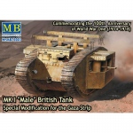 Mk.I Male British Tank WWI - Master Box 1/72