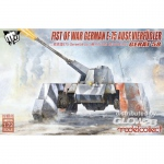 Fist of War German WWII E75 Ausf. vierfubler Gerat 58