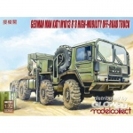 German MAN KATM1013 8*8 HIGH-Mobility off-road truck