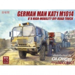 German MAN KAT1M1014 8*8 HIGH-Mobility off-road truck