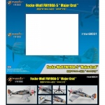 Focke-Wulf Fw190 A-5 Major Graf - Merit 1/18