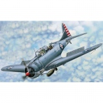 SBD-3 Dauntless - Merit 1/18