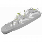 Russian Navy OSA Class Missile Boat,OSA1 - Merit 1/72