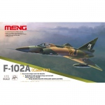 F-102A (Case XX) - Meng Model 1/72