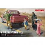 Middle Easterners - Meng Model 1/35