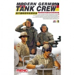 Modern German Tank Crew - Meng Model 1/35