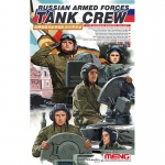 Russian Armed Forces Tank Crew - Meng Model 1/35