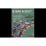D 640 A Workable Tracks for Leopard 1 Family - Meng Model...