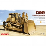 D9R Armored Bulldozer - Meng Model 1/35