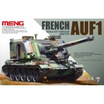 French AUF1 155mm SP-Howitzer - Meng Model 1/35