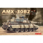 AMX-30B2 French MBT - Meng Model 1/35