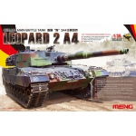 Leopard 2 A4 MBT - Meng Model 1/35