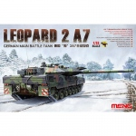 Leopard 2 A7 MBT - Meng Model 1/35