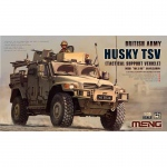British Army Husky TSV - Meng Model 1/35