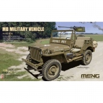 MB Military Vehicle - Meng Model 1/35
