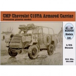 CMP Chevrolet C15TA Armored Carrier - Mirror Models 1/35
