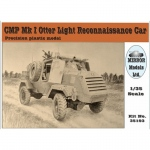 CMP Mk.I Otter Light Reconaissance Car - Mirror Models 1/35