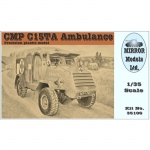 CMP C15TA Ambulance - Mirror Models 1/35