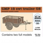 CMP 10cwt Trailer GS (2 Kits) - Mirror Models 1/35
