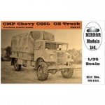 CMP Chevrolet C60L GS Truck - Mirror Models 1/35