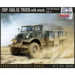 CMP Chevrolet C60L GS Truck w. Winch - Mirror Models 1/35