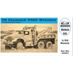 US Diamond T969 Wrecker - Mirror Models 1/35