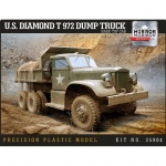 US Diamond T972 Dump Truck (Hard Top Cab) - Mirror Models...