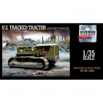 U.S. Tracked Tractor (Military Crawler) - Mirror Models 1/35