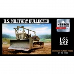 U.S. Military Bulldozer - Mirror Models 1/35