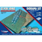 Clyde 1940 Diorama Set (Scotland,Firth of Clyde) - Mirage...