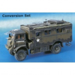 Bedford QLR Body No.3 - Plus Model 1/35