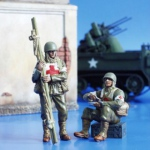 U.S. Soldaten (Ordonanz) - Plus Model 1/35