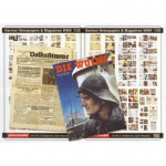 Deutsche Zeitungen WW2 - Plus Model 1/35
