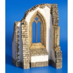 Gothic Kathedralen-Fenster - Plus Model 1/35