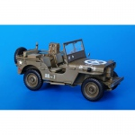 Sea Bee Jeep - Plus Model 1/35