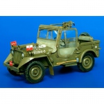 Patton`s Jeep - Plus Model 1/35