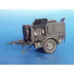 German Heavy Generator A - Plus Model 1/35